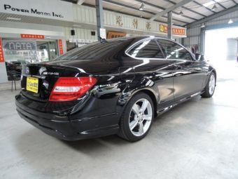M-BENZ C250 coupe